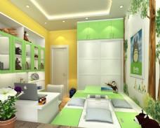 儿童房装修方案