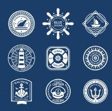 帆船的标签