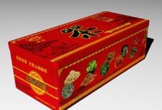 茶盒包装(含贴图文件)