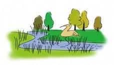 成都湿地公园