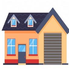 房子矢量素材