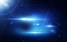 蓝色背景 科技背景 画册背景