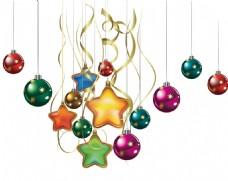 圣诞节水晶球