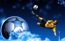 世界杯海报 足球海报
