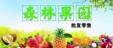 水果店海报 水果超市