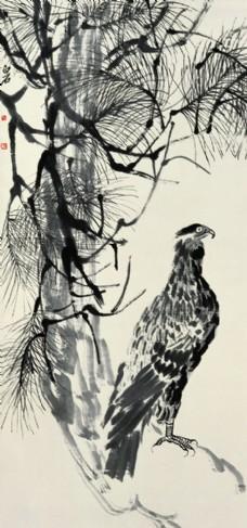 中國水墨畫 齊白石國畫 寫意畫