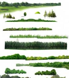 綠化素材大全