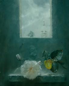 花卉靜物油畫 水果油畫 裝飾畫