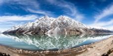 美丽的西藏雪山