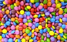 五彩斑斓的糖果