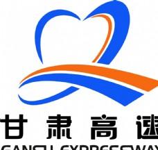 甘肃高速logo 正方版