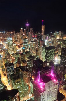 城市鸟瞰图图片