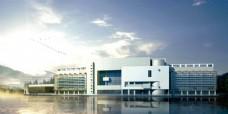 公司大楼建筑设计图片