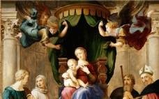 犹太人物装饰画