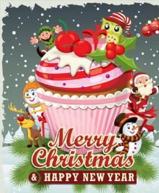 圣诞背景高清素材