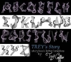 :TREY的故事#