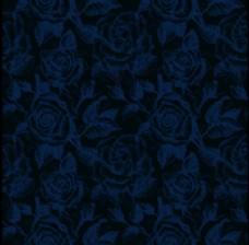 老式的无缝粗略的玫瑰图案