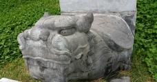 驮石碑的乌龟
