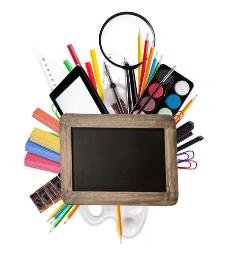 学习教育广告背景图片
