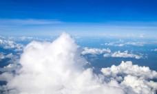美丽天空云层图片