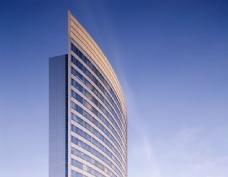 大厦建筑效果图61图片
