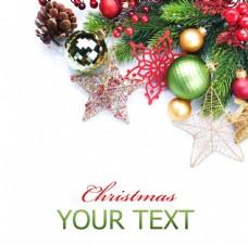 圣诞节装饰背景图片