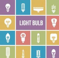 灯泡的种类