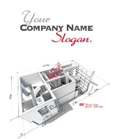 房子设计模型图片