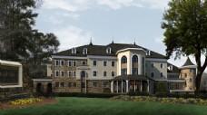 欧式建筑设计图片