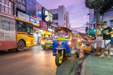 越南城市风光图片