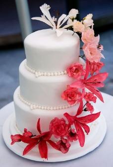 婚礼蛋糕14图片