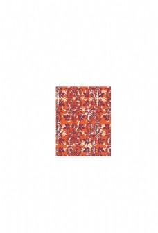 抽象花朵花纹背景底纹