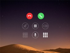 iOS调用屏幕图标