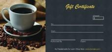 咖啡礼品券