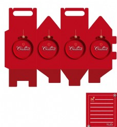 圣诞包装盒