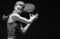 性感美女网球手图片
