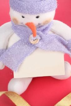圣诞节礼物布娃娃图片