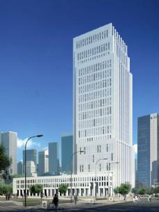 商业大楼建筑设计图片