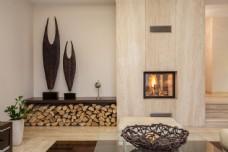 木柴家居装饰客厅效果图图片