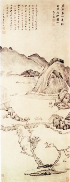 郑州景物图