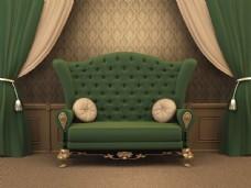 欧式古典沙发图片图片