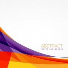 抽象紫色矢量背景