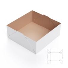 包装盒平面图图片