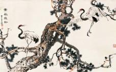 树藤装饰背景素材
