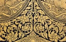 传统花纹背景图片
