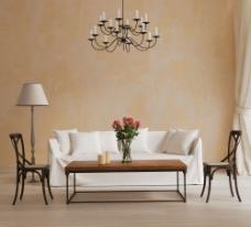 简洁的客厅设计图片