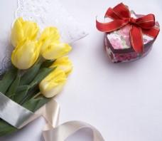 郁金香礼物图片