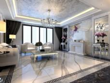 室内 3d 全景 高清 设计 客厅