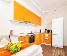简洁厨房装饰设计图片