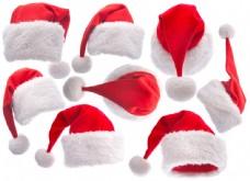 各种圣诞帽子图片